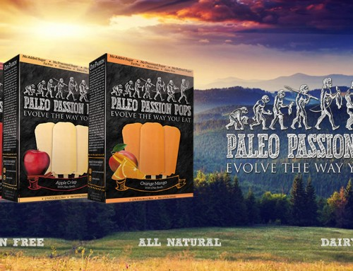 Paleo Passion Foods Launches Natural Ice Pops with No Added or Processed Sugar